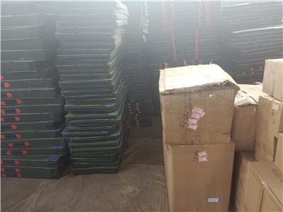 发往广州的体操垫子和校园体育器材